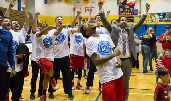 Gone Dancing: Men's basketball fought their way into the big dance at 23-8 as conference champions over Lake Superior State.